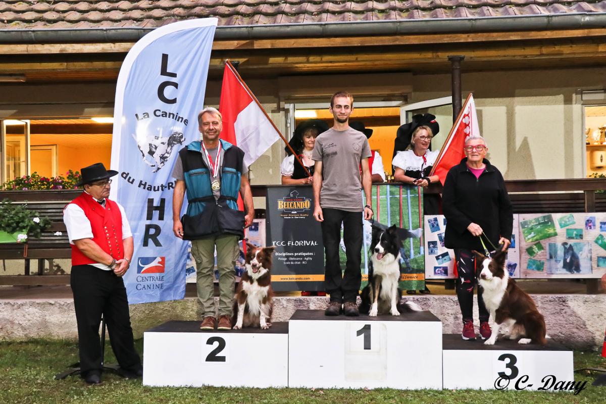 Championnat d'Alsace Obéissance 2019