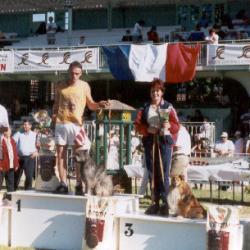 Colette podium